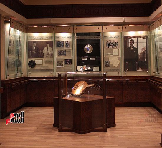 مدخل-المتحف-الخاص-بالموسيقار-محمد-عبد-الوهاب