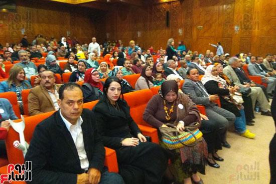 جانب من المشاركين
