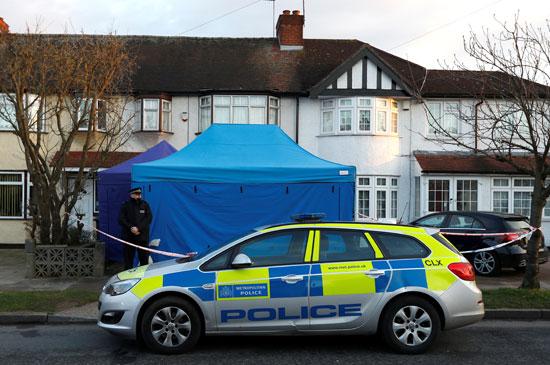 العثور على جثة روسى مقتولا فى لندن