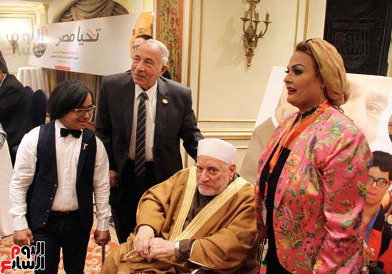 مؤتمر حملة مواطن لدعم الرئيس السيسى (6)