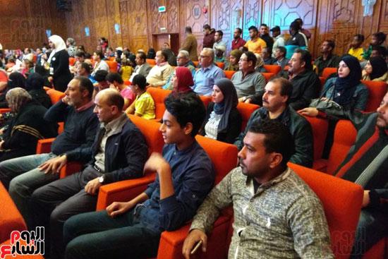 الشباب يشارك فى المؤتمر