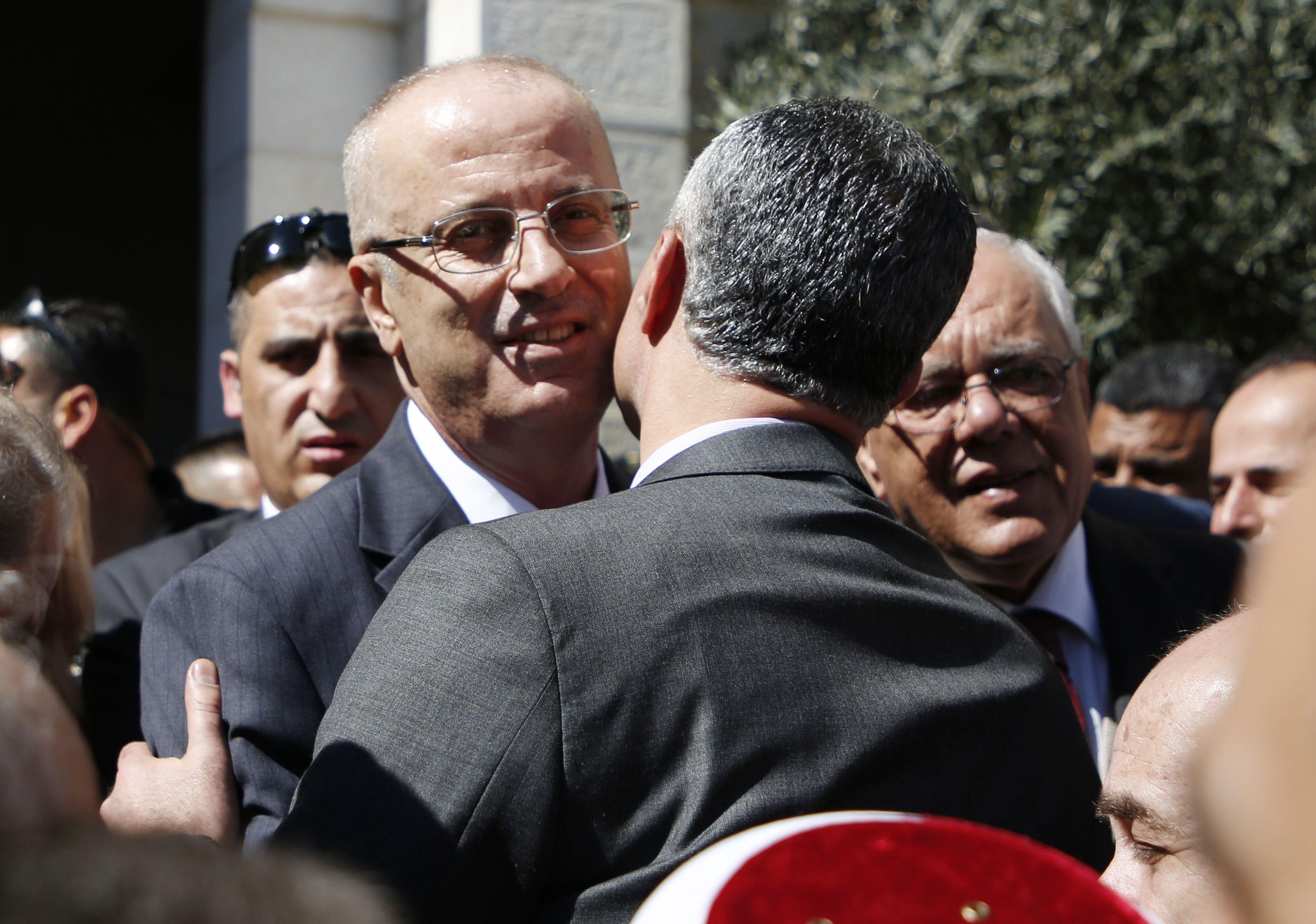 رئيس الوزراء الفلسطينى