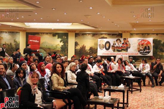 مؤتمر حملة مواطن لدعم الرئيس السيسى (9)