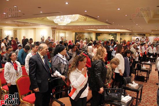 مؤتمر حملة مواطن لدعم الرئيس السيسى (12)