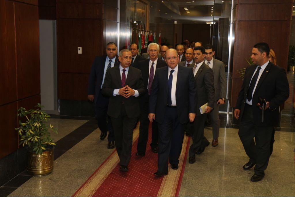 برتوكول تعاون بين مجلس الدولة والأكاديمية العربية (6)