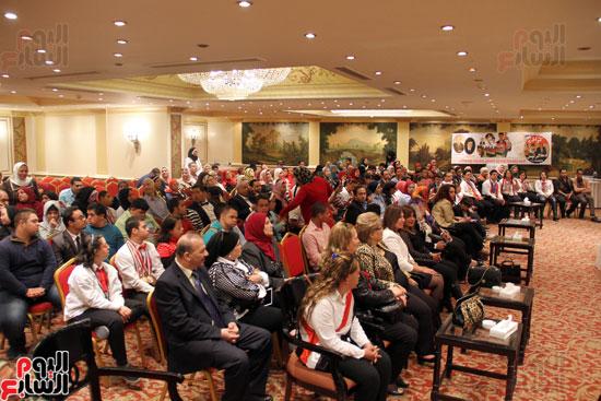 مؤتمر حملة مواطن لدعم الرئيس السيسى (4)