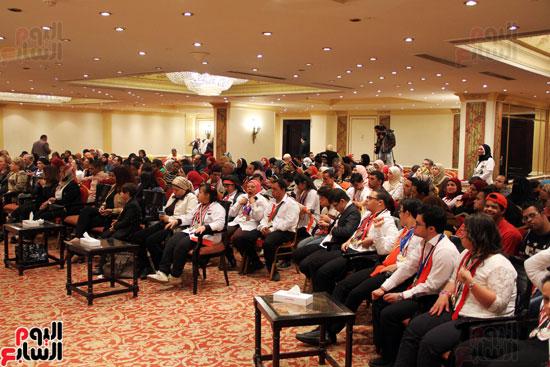 مؤتمر حملة مواطن لدعم الرئيس السيسى (10)