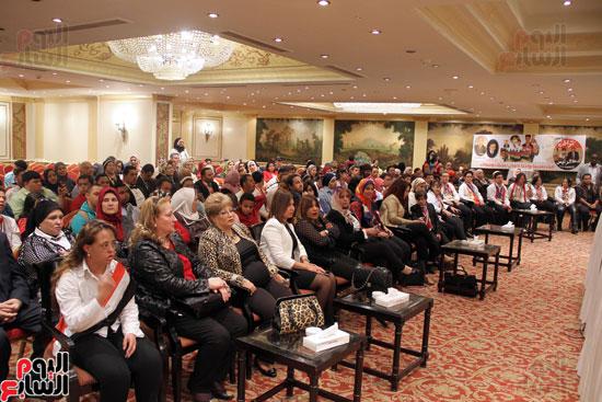مؤتمر حملة مواطن لدعم الرئيس السيسى (3)