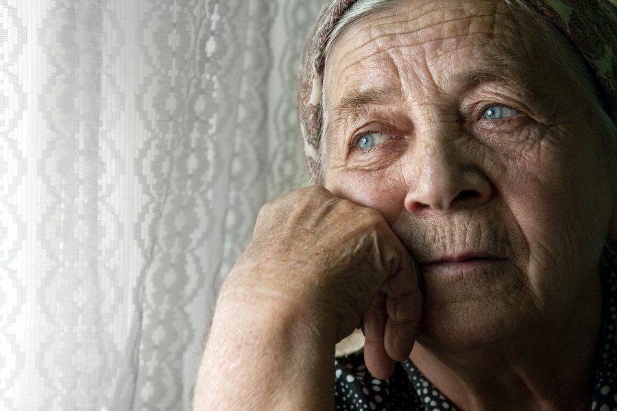 الاكتئاب عند كبار السن