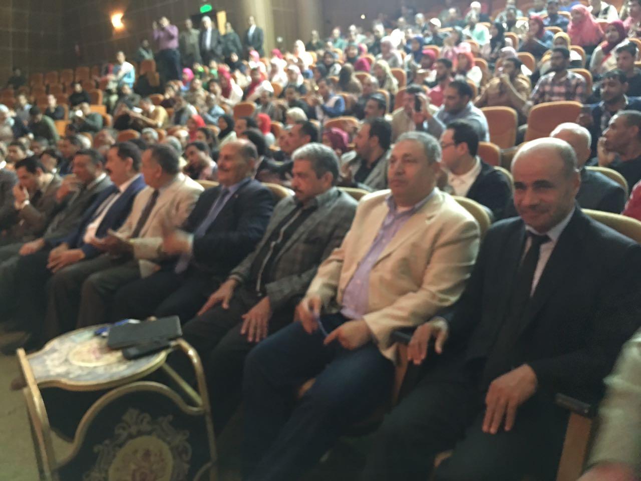 4- الحضور في المرؤتمر لدعم الرئيس
