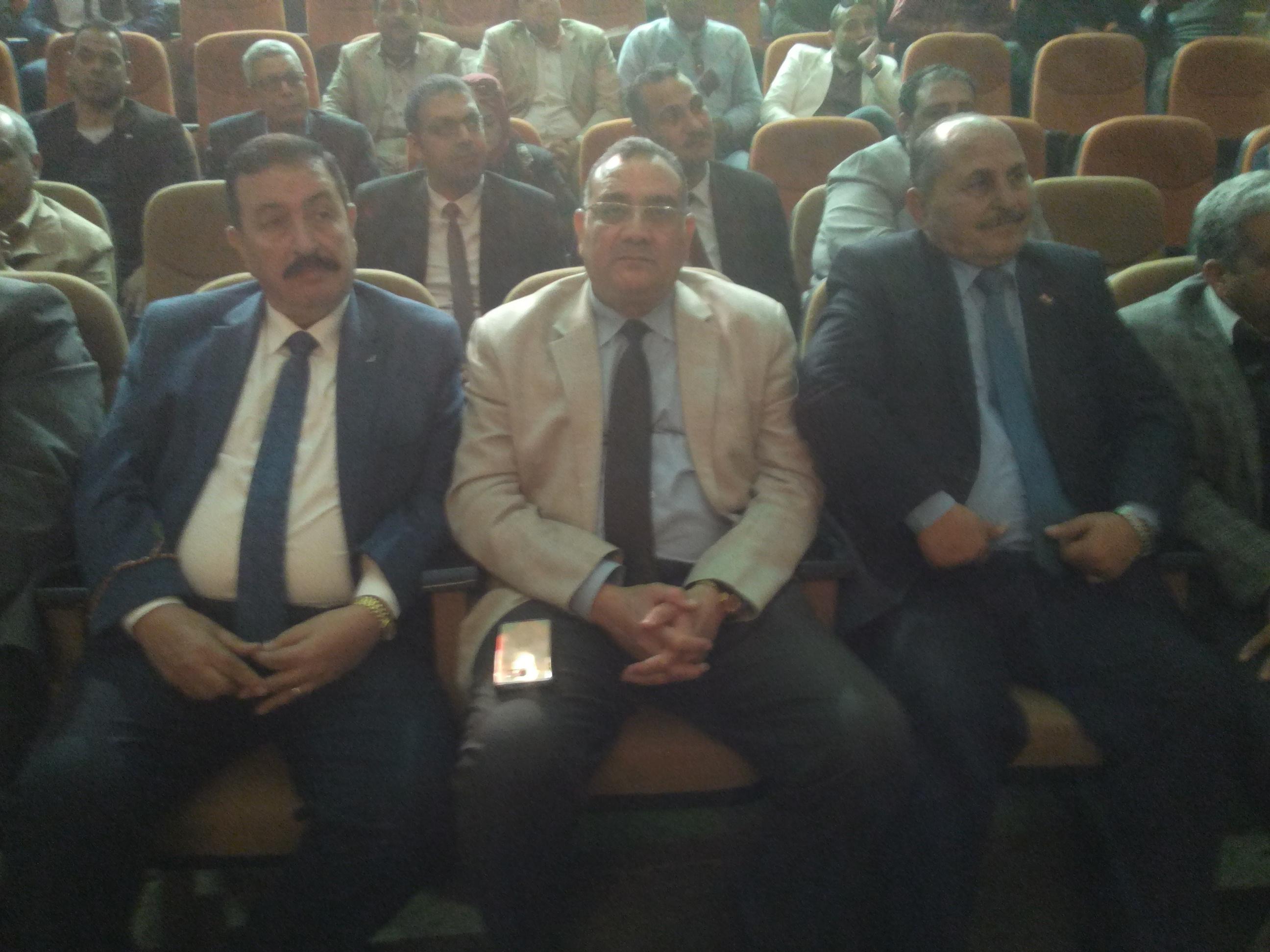 7- جانب من أعضاء مجلس النواب