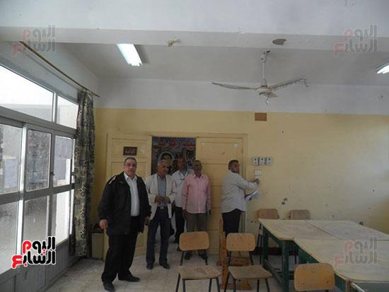 جولات لجان المدن لمتابعة مقرات انتخابات الرئاسة