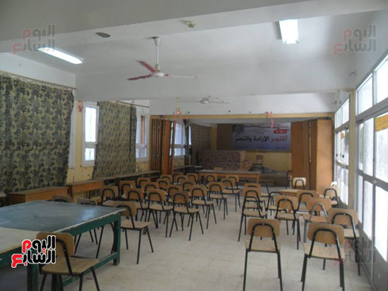 125 مدرسة بالأقصر تستعد لاستقبال الناخبين نهاية الشهر