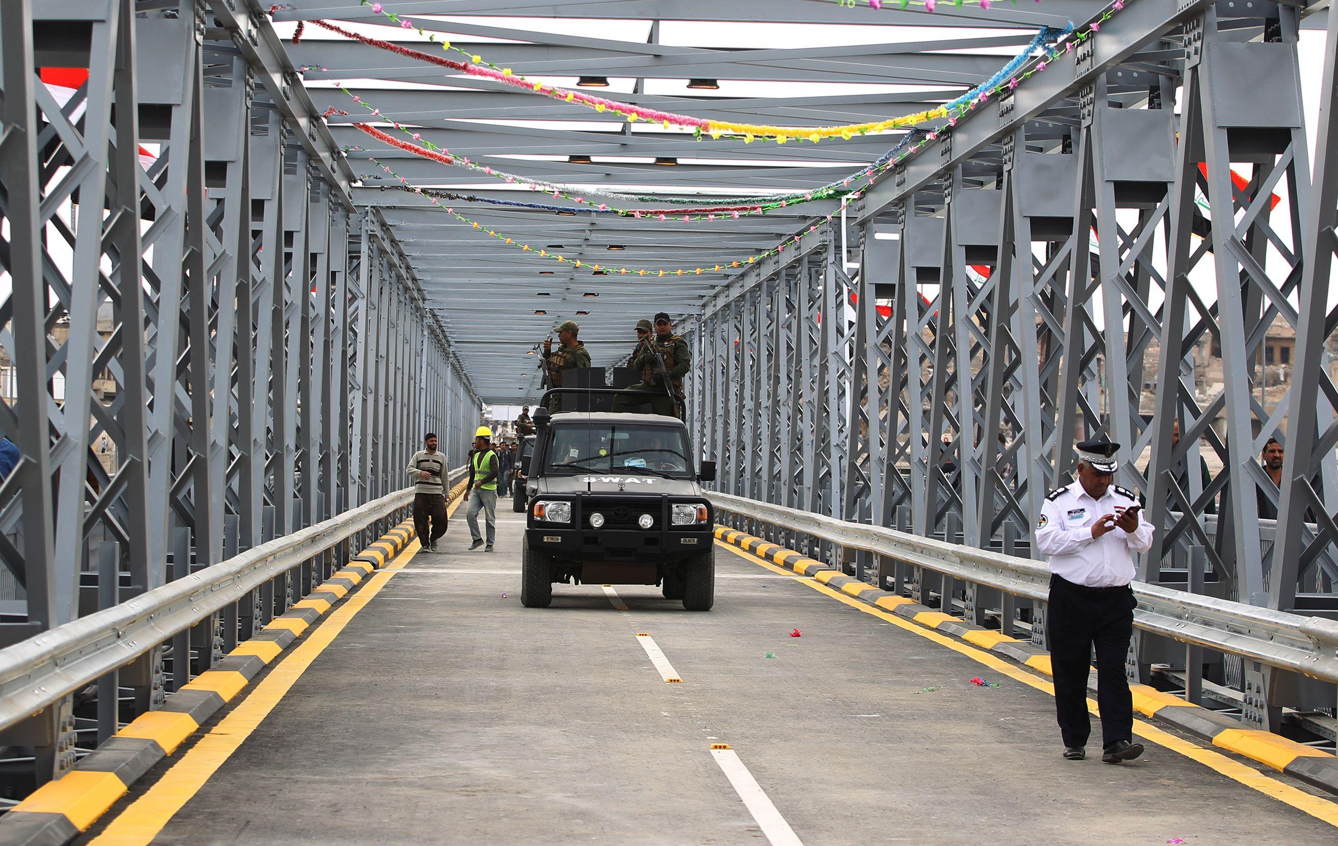 جسر الموصل