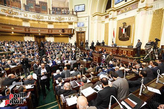 الجلسة-العامة-للبرلمان
