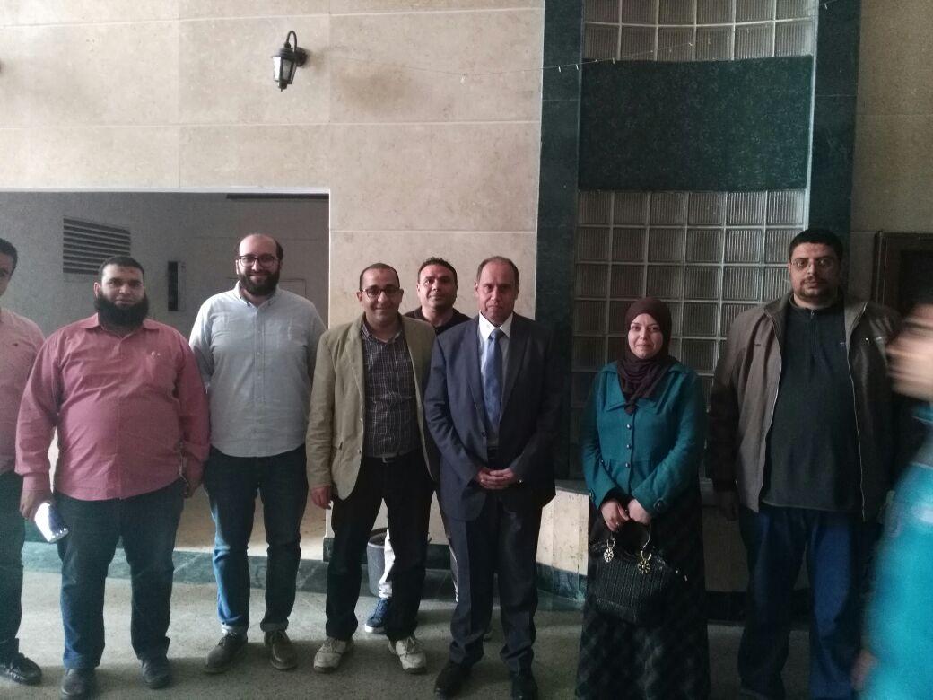 رئيس شركة كهرباء شمال القاهرة يتفقد تركيب العدادات الذكية بحى السفارات