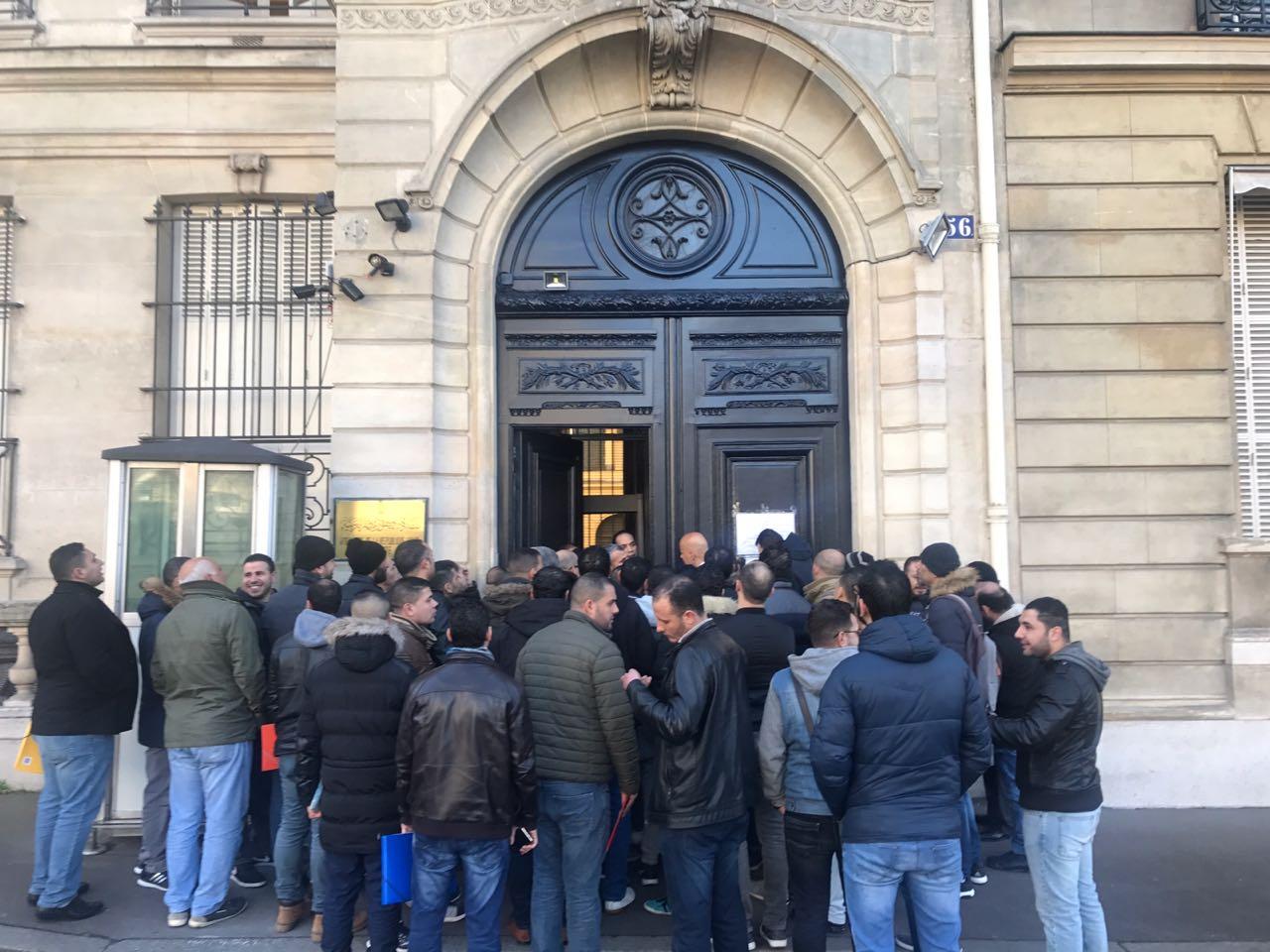 انتخابات المصريين فى فرنسا (3)
