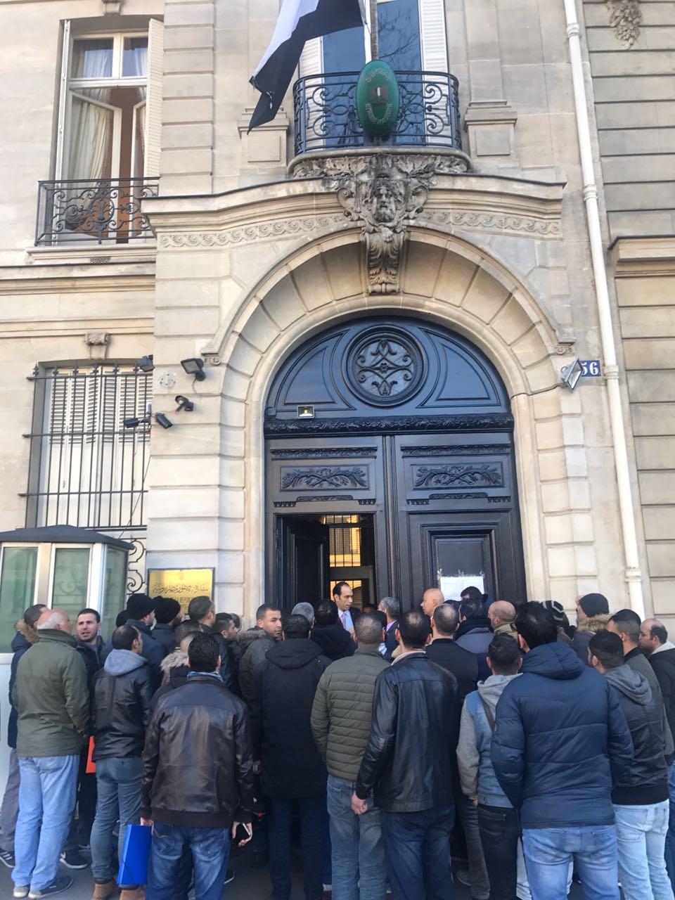 انتخابات المصريين فى فرنسا (2)