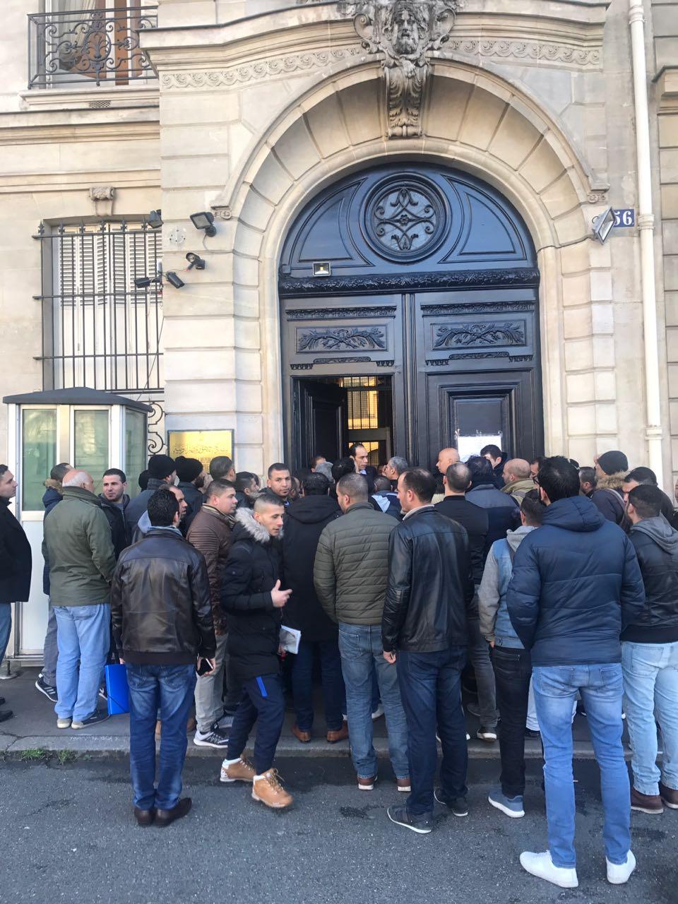 انتخابات المصريين فى فرنسا (1)