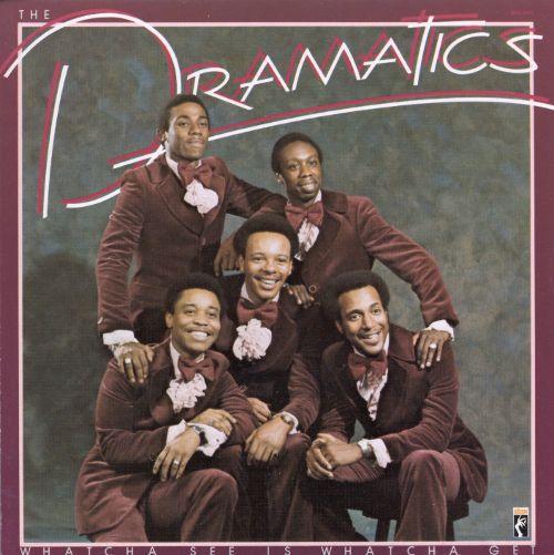 إحدى ألبومات فرقة The Dramatics