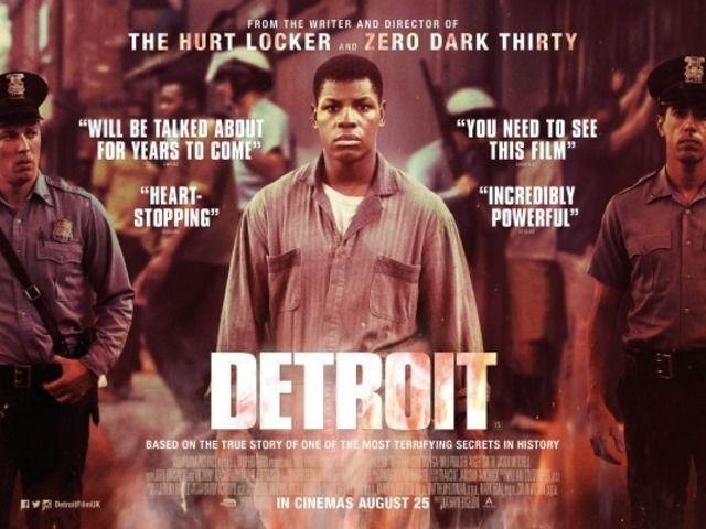 بوستر فيلم Detroit