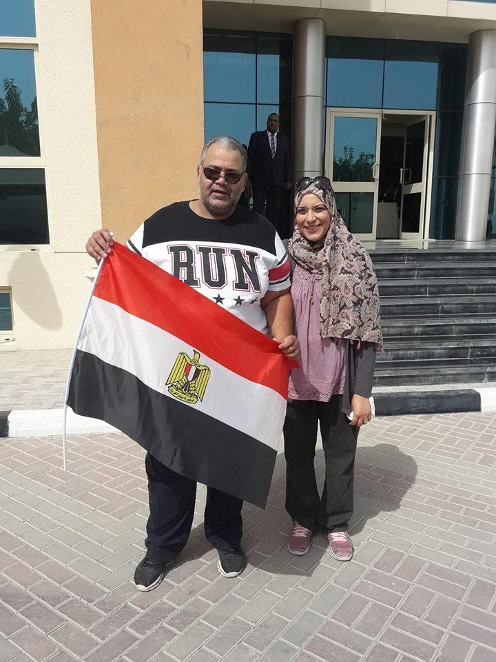 المصريين فى قطر
