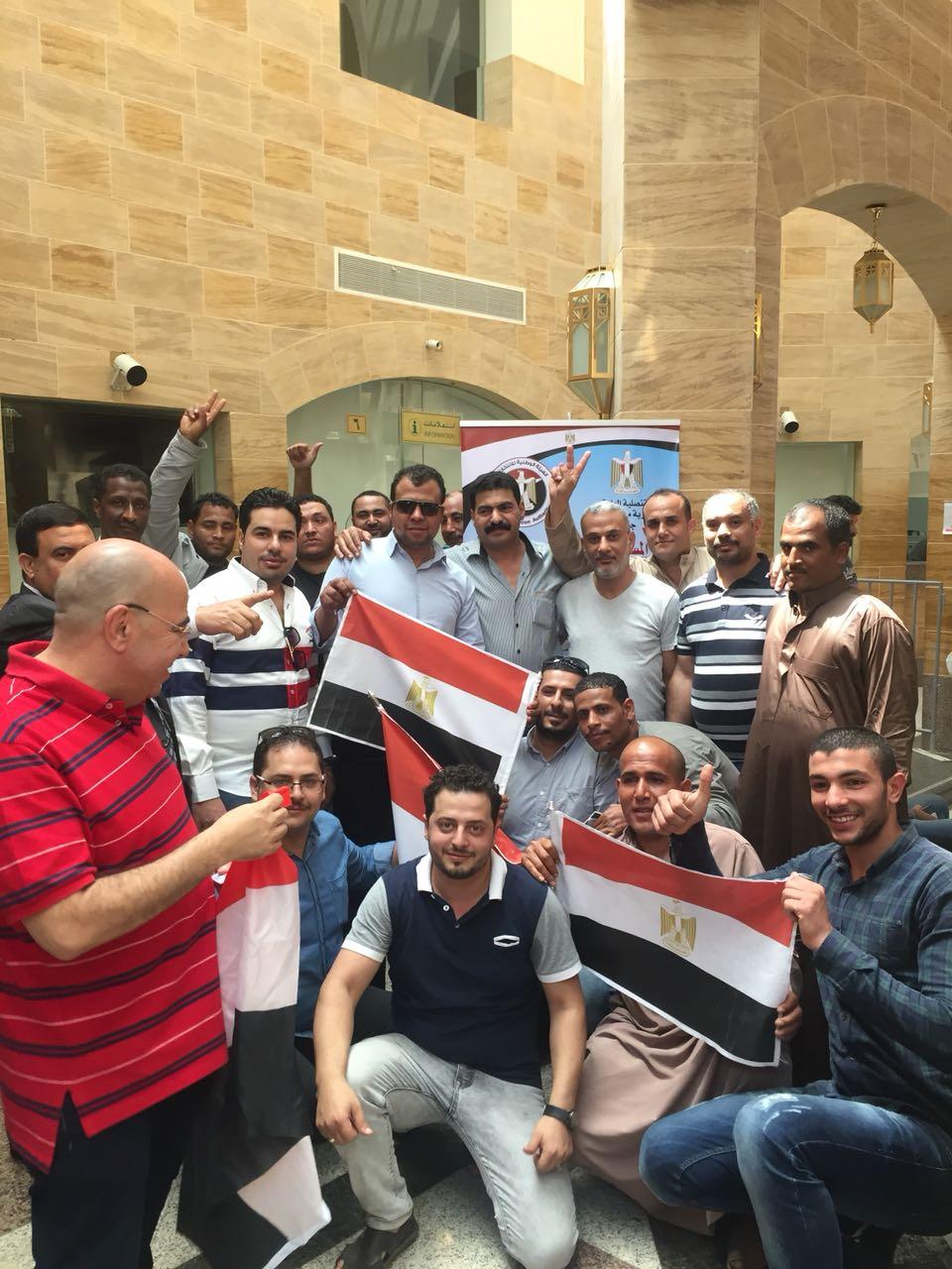 المصريون فى جدة