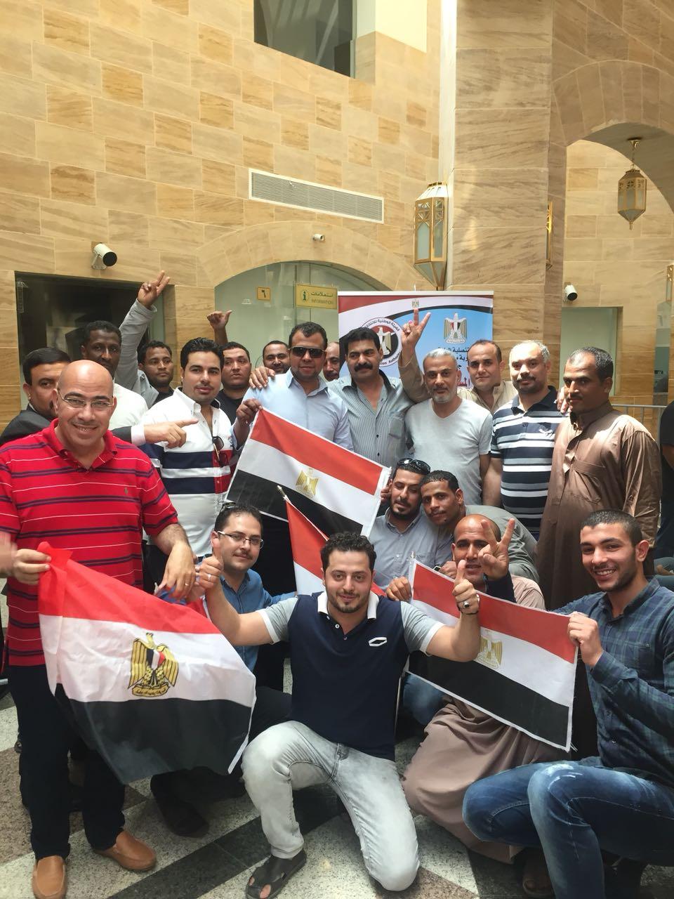 صور تذكارية للمصريين