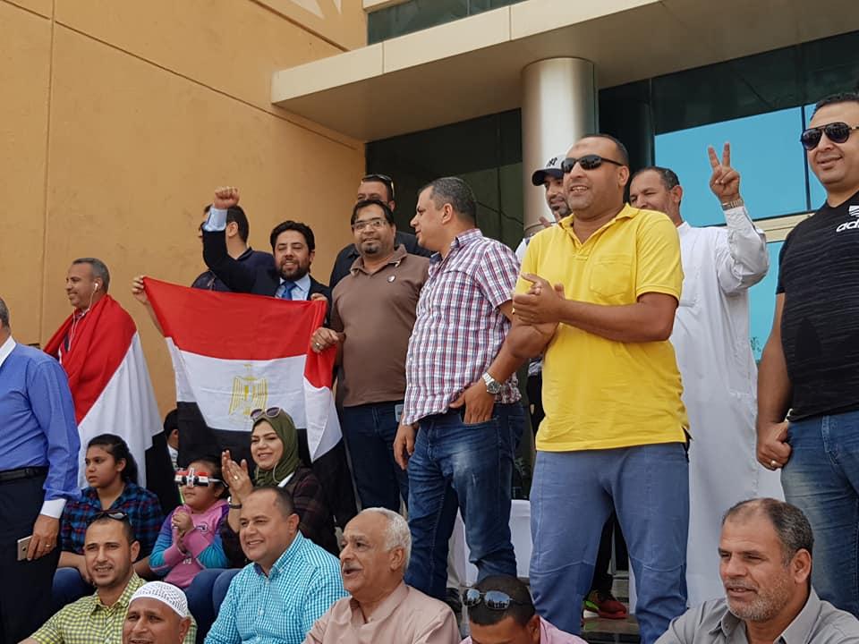 المصريون فى قطر (4)