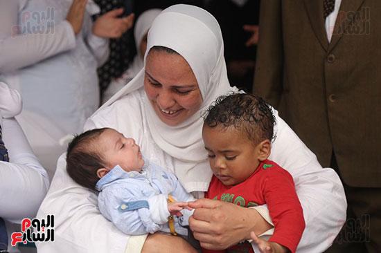احتفال سجن النساء بعيد الأم (4)