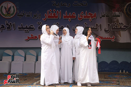 احتفال سجن النساء بعيد الأم (14)
