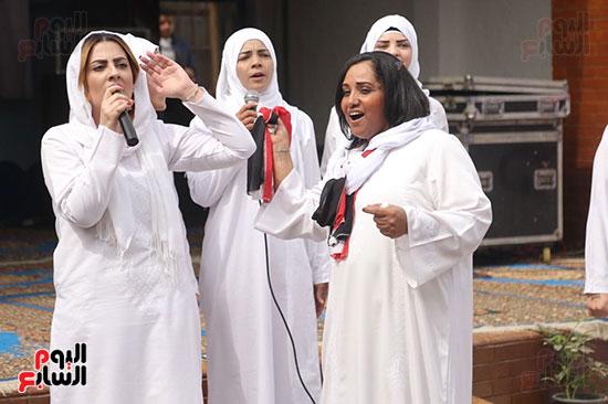 احتفال سجن النساء بعيد الأم (49)