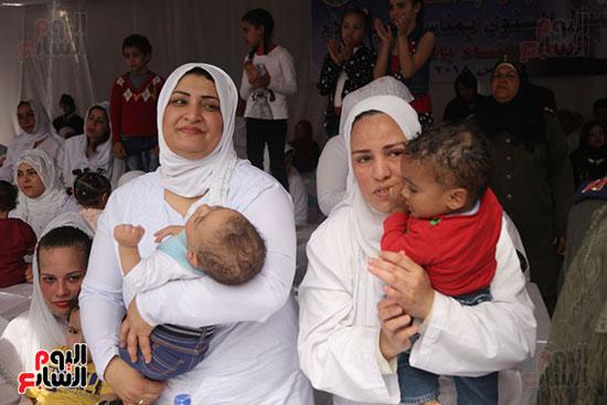 احتفال سجن النساء بعيد الأم (32)