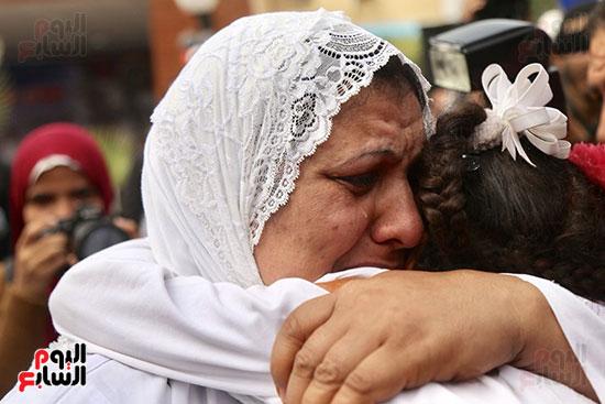 احتفال سجن النساء بعيد الأم (1)
