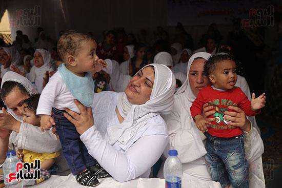 احتفال سجن النساء بعيد الأم (47)