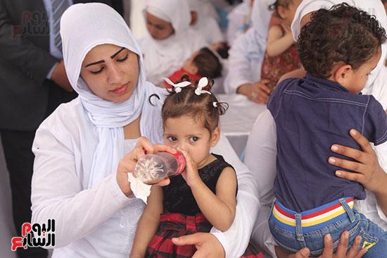 احتفال سجن النساء بعيد الأم (5)