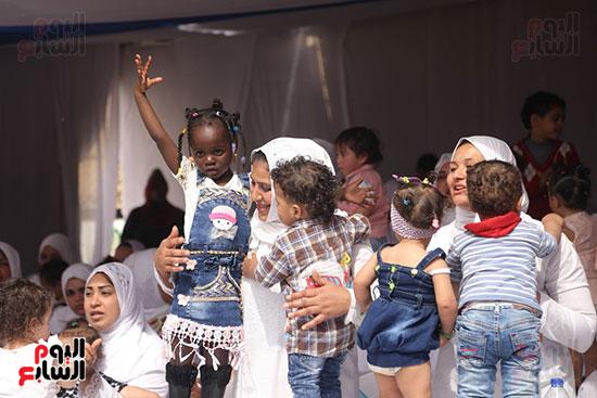 احتفال سجن النساء بعيد الأم (59)