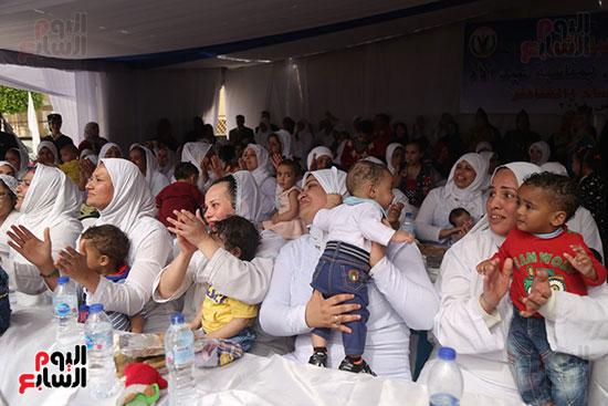 احتفال سجن النساء بعيد الأم (41)