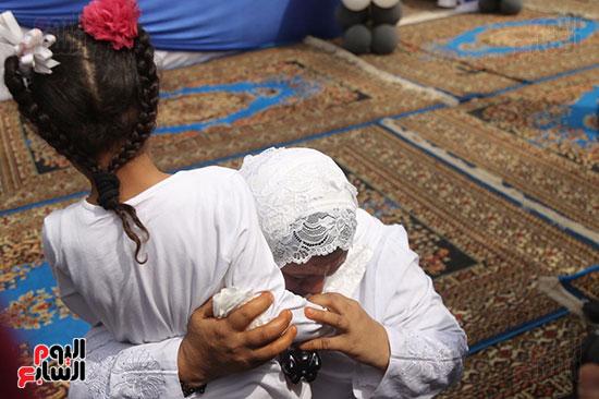 احتفال سجن النساء بعيد الأم (19)