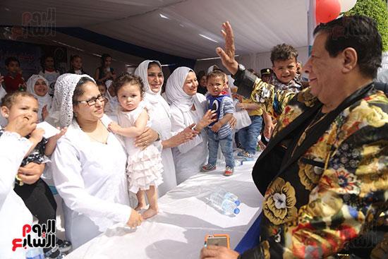 احتفال سجن النساء بعيد الأم (53)