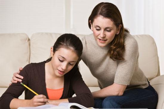 أهتمام الأسرة بالطالب