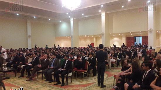 مؤتمر طلاب كليات الطب بمشاركة 1040 طالب