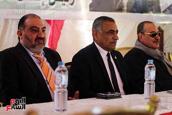 مؤتمر الصف لدعم ترشيح السيسي (27)
