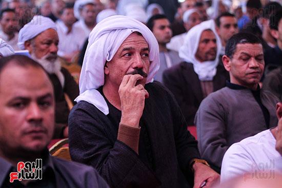 مؤتمر الصف لدعم ترشيح السيسي (15)