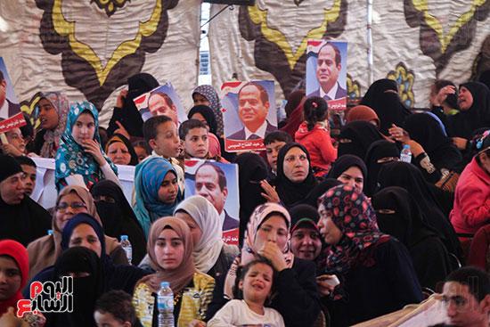 مؤتمر الصف لدعم ترشيح السيسي (26)