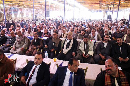 مؤتمر الصف لدعم ترشيح السيسي (16)