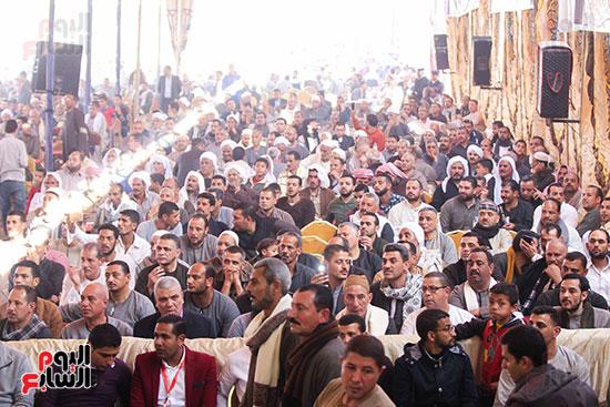 مؤتمر الصف لدعم ترشيح السيسي (38)