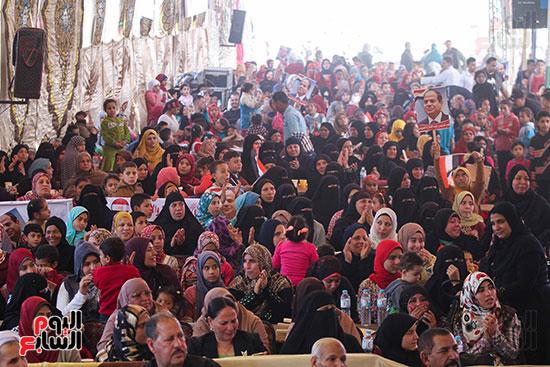 مؤتمر الصف لدعم ترشيح السيسي (51)