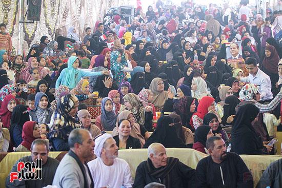 مؤتمر الصف لدعم ترشيح السيسي (23)