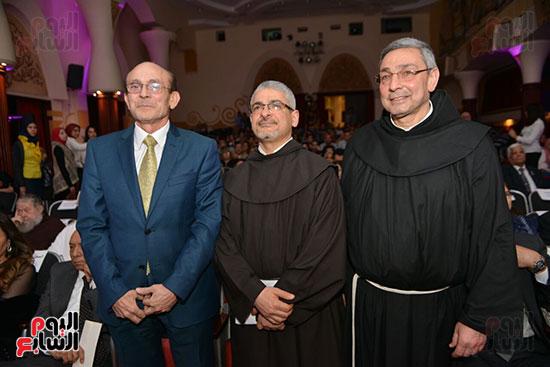 احتفالية يوم العطاء بالمركز الكاثوليكى (1)